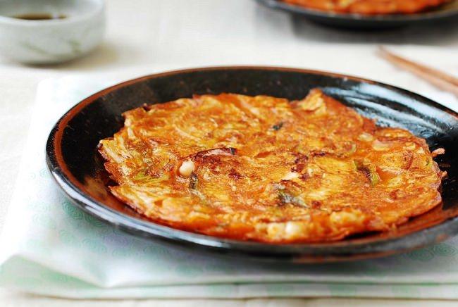 kimchijeon recipe