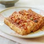 DSC 1473 150x150 - Dubu Kimchi (Tofu with Stir-fried Kimchi and Pork)