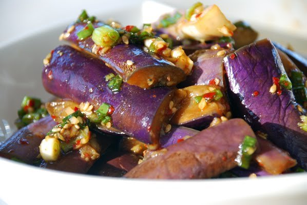 recipe: grilled eggplant side dish [25]