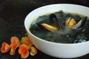 miyeok guk 300x200 - Miyeok Guk (Korean Seaweed Soup)