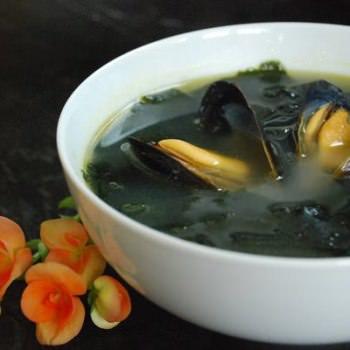 miyeok guk 350x350 - Miyeok Guk (Korean Seaweed Soup)