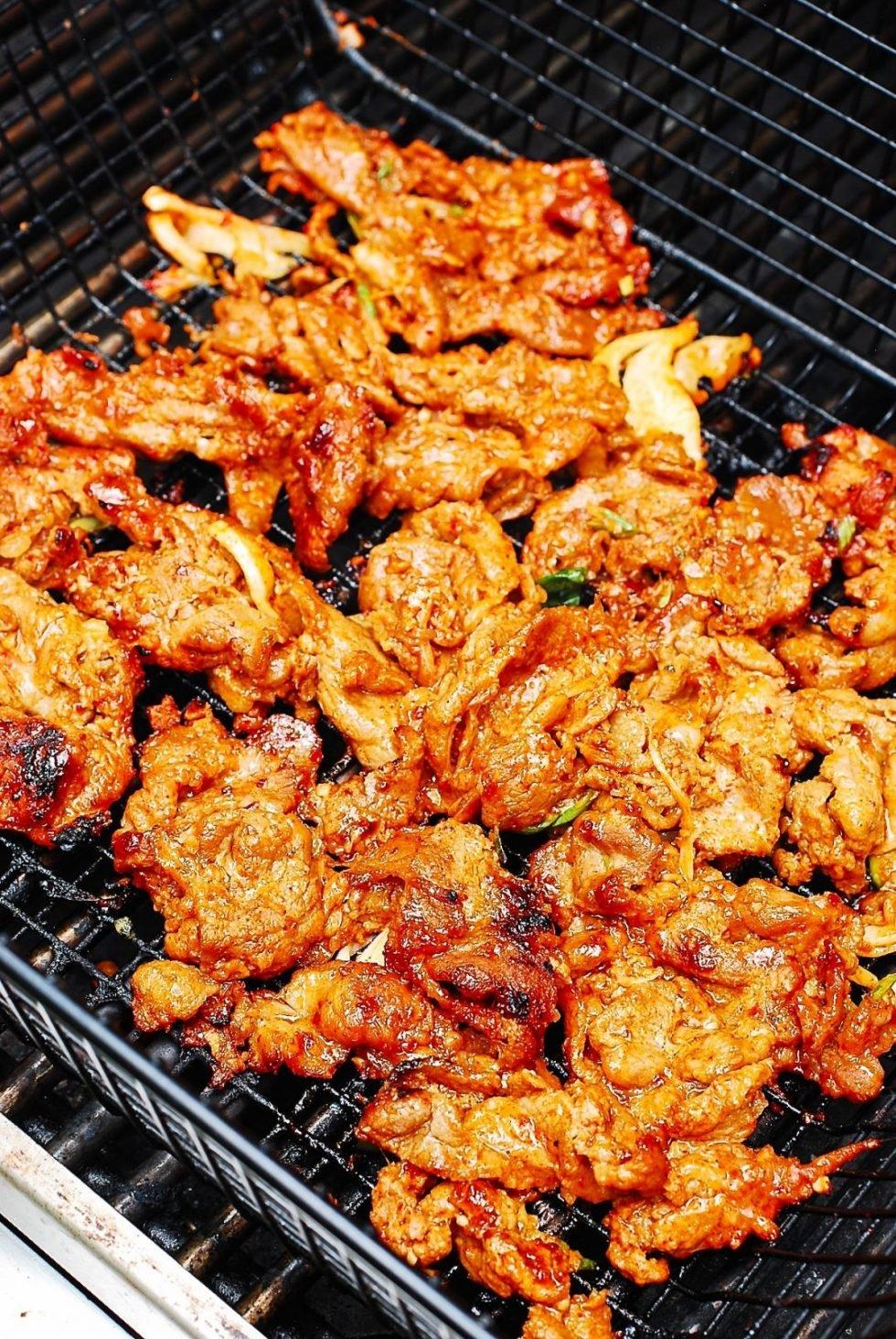 DSC 1855 2 1 e1621051298569 - Jeyuk Bokkeum (Spicy Pork BBQ)