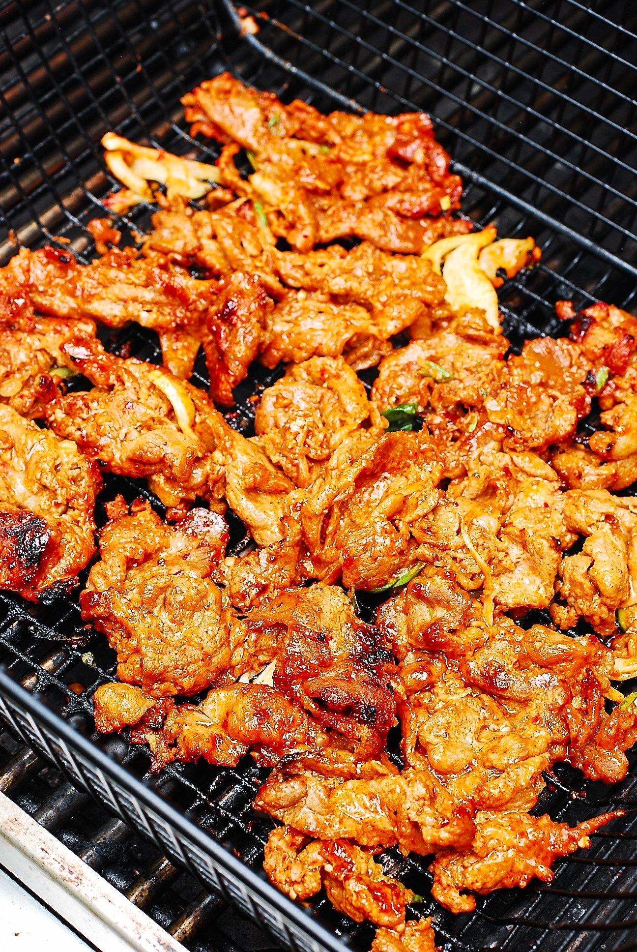 DSC 1855 2 1 - Jeyuk Bokkeum (Spicy Pork BBQ)