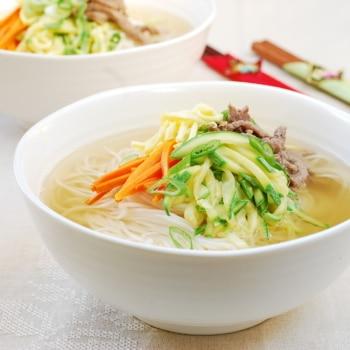 DSC 2666 350x350 - Janchi Guksu (Warm Noodle Soup)