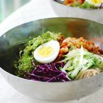 Bibim guksu new 150x150 - Dubu Salad (Korean Tofu Salad)