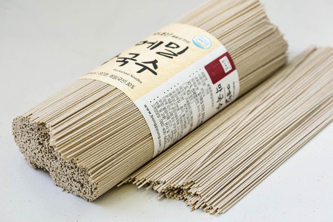 DSC9402 - Bibim Guksu (Spicy Cold Noodles)