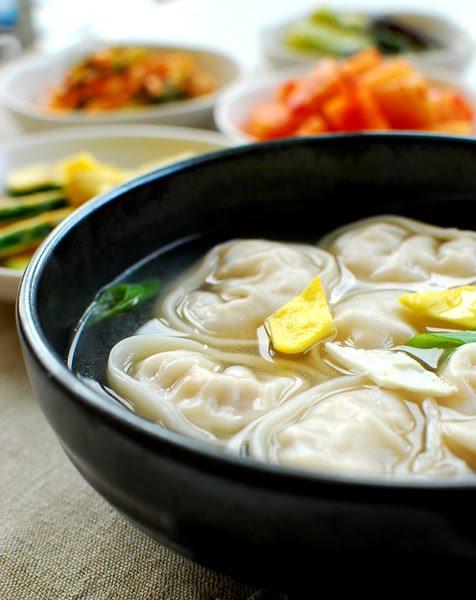 manduguk - Manduguk (Korean Dumpling Soup)
