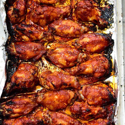 DSC7862 2 500x500 - Baked Chicken Wings