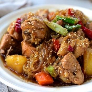 DSC 3384 350x350 - Jjimdak (Korean Braised chicken)