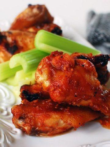 Korean flavored Chinken Wings 360x480 - Korean-flavored Baked Chicken Wings
