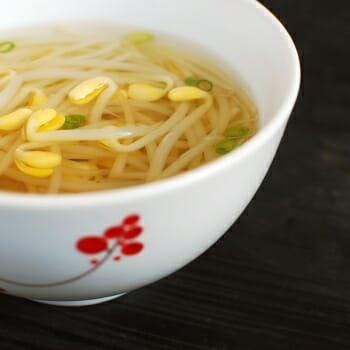 kongnamul guk kfg 1 350x350 - Kongnamul Guk (Soybean Sprout Soup)