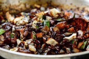 Korean black bean noodle sauce