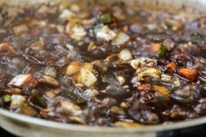 Black bean sauce for jajangmyeon