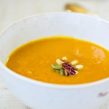 DSC4547 3 350x350 - Hobakjuk (Pumpkin Porridge)