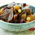 Galbijjim (Korean Braised Beef Short Ribs)