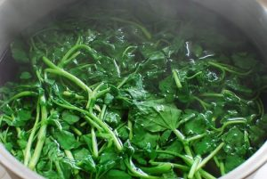 Watercress 2Bnamul 2B3 300x201 - Watercress Namul
