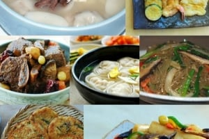 A New Year Korean Feast Round-up
