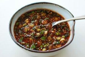 Yangnyeomjang (Korean Soy sauce based sauce)