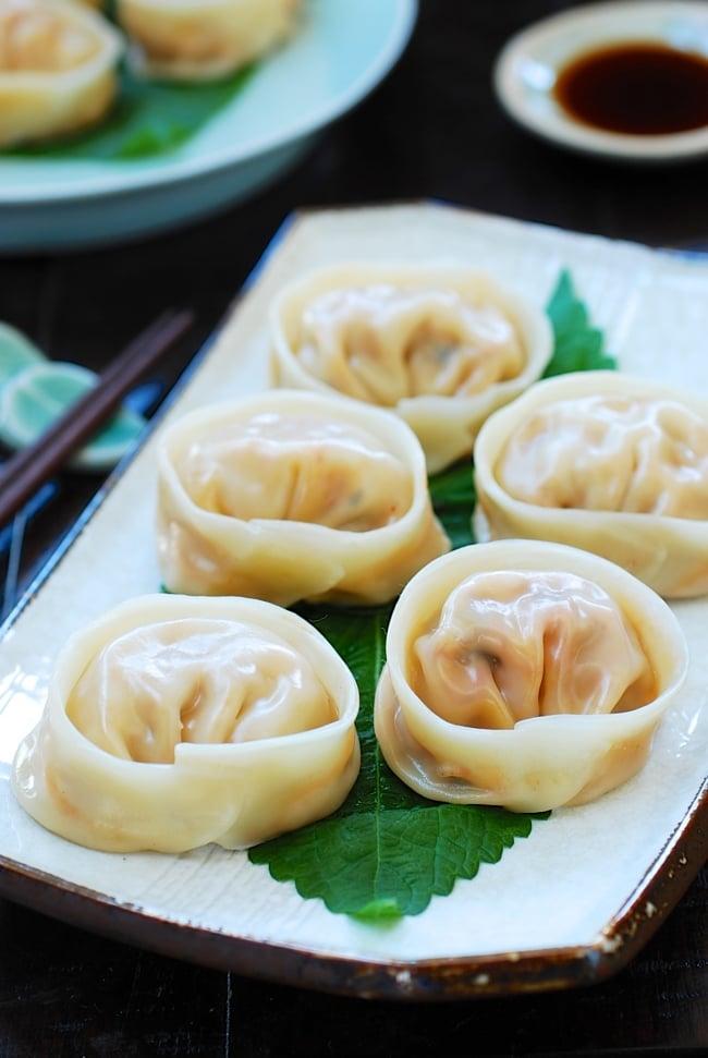 DSC 0126 1 e1546216560500 - Kimchi Mandu (Kimchi Dumplings)