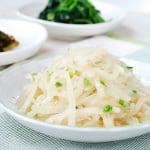 Mu Namul (Korean Radish Namul)