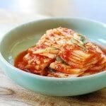 Traditional Napa Cabbage Kimchi