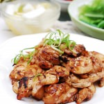 Dak Bulgogi (Korean BBQ Chicken)
