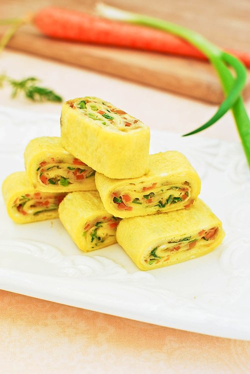 gyeran mari recipe - Gyeran Mari (Korean Rolled Omelette)