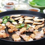 Samgyupsal Gui (Grilled Pork Belly) and Grilling Roundup
