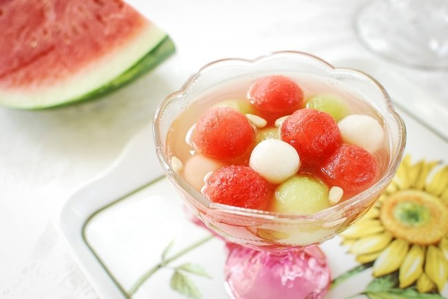 DSC 1266 2 e1562272052541 - Subak Hwachae (Korean Watermelon Punch)