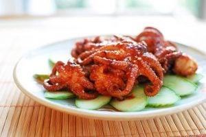 Baby octopus 300x200 - Jjukkumi Gui (Spicy Grilled Baby Octopus)
