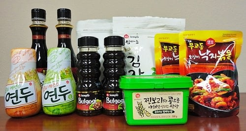 Giveaway products Sempio - Slow Cooked Pork Belly with Bulgogi Sauce and Giveaway