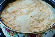 kongbiji jjigae 7 - Kongbiji Jjigae (Ground Soybean Stew)