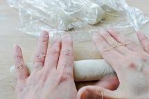 Homemade Dumpling Wrapper 5 - Saewu Mandu (Shrimp Dumplings)