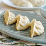 Saewu Mandu (Shrimp Dumplings)