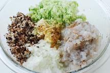 Shrimp dumplings recipe 4 - Saewu Mandu (Shrimp Dumplings)