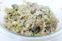 Shrimp dumplings recipe 5 - Saewu Mandu (Shrimp Dumplings)