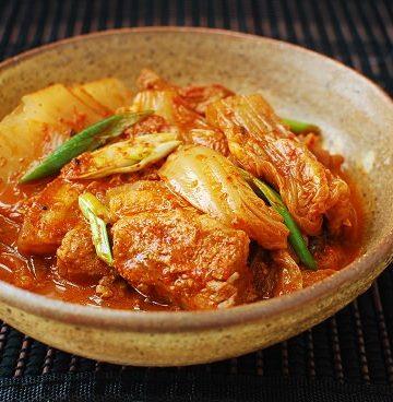 Kimchi jjim recipe 360x368 - Kimchi Jjim (Braised Kimchi)