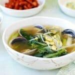 DSC 1843 150x150 1 150x150 - Sigeumchi Doenjang Guk (Spinach Doenjang Soup)