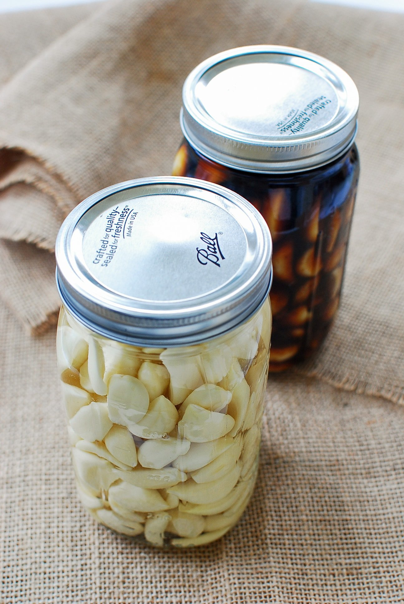 DSC 1227 1 - Pickled Garlic (Maneul Jangajji)