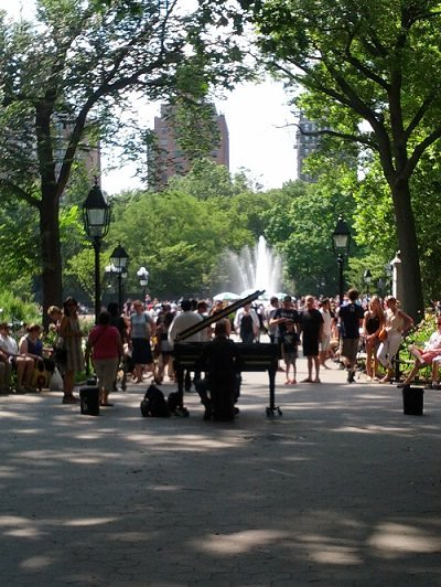 Washington Square - A Few of My Favorite Things This Summer