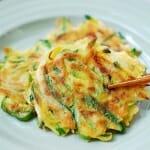 Hobak Buchim (Zucchini Pancakes)