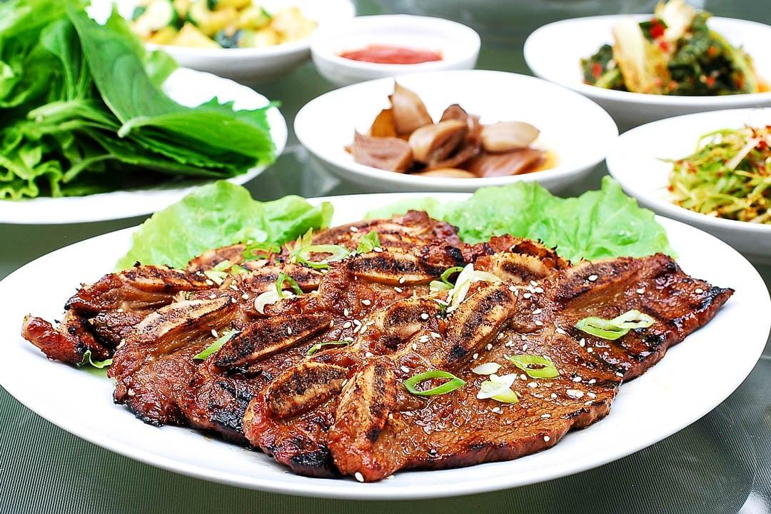 DSC 1844 1 - LA Galbi (Korean BBQ Short Ribs)