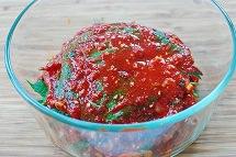 kkaennip kimchi recipe 4 - Kkaennip Kimchi (Perilla Kimchi)