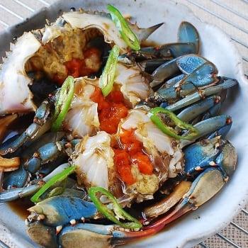 DSC 1742 350x350 - Ganjang Gejang (Raw Crabs Marinated in Soy Sauce)