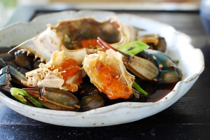 Ganjang gejang recipe (Soy marinated raw crabs)