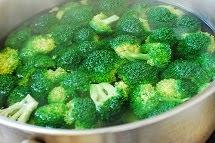 Sesame Broccoli recipe 4 - Sesame Broccoli