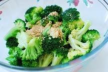 Sesame Broccoli recipe 5 - Sesame Broccoli