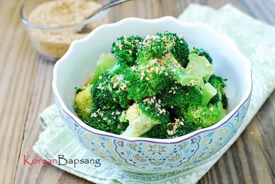 Sesame Broccoli