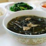 DSC 3929 150x150 1 - Miyeok Guk (Beef Seaweed Soup)