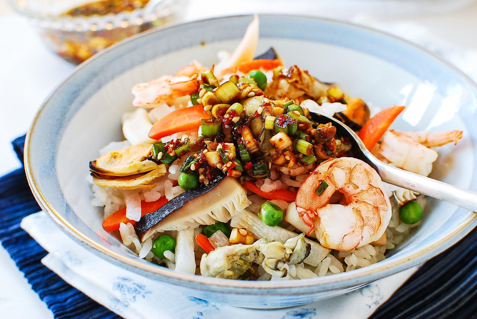 DSC 4156 3 - Haemul Bap (Seafood Rice Bowl)